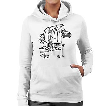 Grimmy Doctor Women's Hooded Sweatshirt