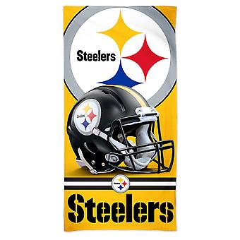 Wincraft NFL Pittsburgh Steelers 3D Strandtuch 150x75cm
