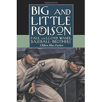 Store og små gift: Paul og Lloyd Waner, Baseball brødre