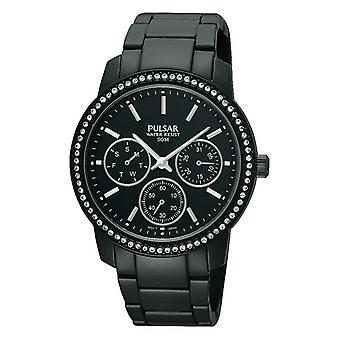 Pulse attitude watch for Women Analog Quartz with stainless steel bracelet PP6047X1