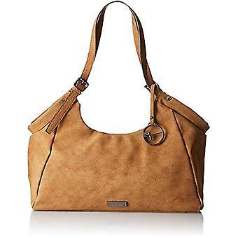 Tamaris 2804182 Brown Women's shoulder bag (nut 440)) 19x12x34 cm (B x H x T)