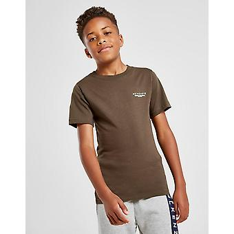New McKenzie Boys' Essential  Short Sleeve T-Shirt Khaki