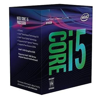 Intel core processor™ i5-8400 2.8 GHz 9 MB LGA 1151 BOX