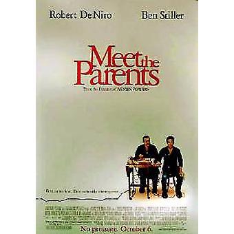 Treffen Sie die Eltern (doppelseitig) Original Kino Poster