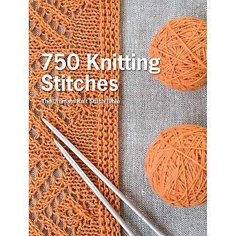 St. Martin's Books-750 Knitting Stitches SM-67180