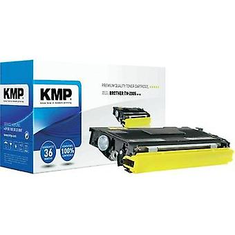 KMP Toner cartridge replaced Brother TN-2005 Compatible Black