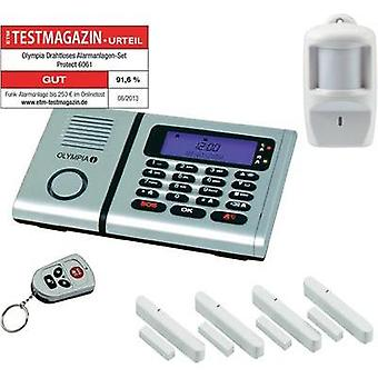 Wireless alarm kit Olympia Protect 6061