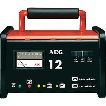 Industrial charger AEG AEG WM 12 workshop charger 2AEG97009 6 V, 12 V 12 A 12 A