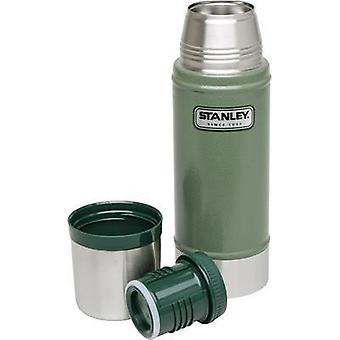 Thermos flask Stanley Vakuum-Flasche Classic Green 470 ml 10-01228-023