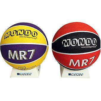 Mondo Basket Mr7 - No. 7 (Enfants , Sports , Basket-Ball)