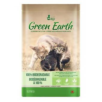 Hagen Love Cat Green Earth Arena Biodégradable