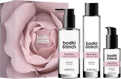 Bodhi & Birch Rosa Rosa introduction Skincare Set