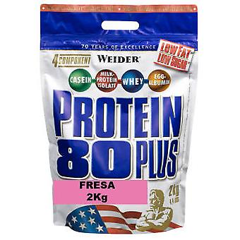 Weider Protein 80 Plus (Sport , Proteins and carbohydrates)