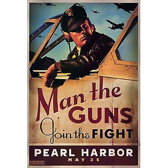 Pearl Harbor Movie Poster (11 x 17)