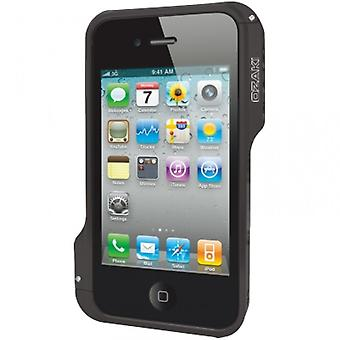 Ozaki O! Photo bumper + cover case for iPhone 4 / 4S Black