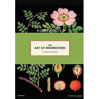 The Art of Instruction Notebook Collection by Chronicle Books