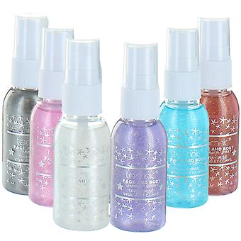 Technic Face & Body Shimmer Spray 30ml