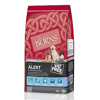 Burns advare Adult lam & brune ris 6kg