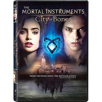 Mortal Instruments: City of Bones [DVD] USA import