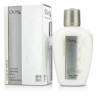 Olay naturlig hvid UV Natural Lightening Lotion SPF 19-150ml / 5oz