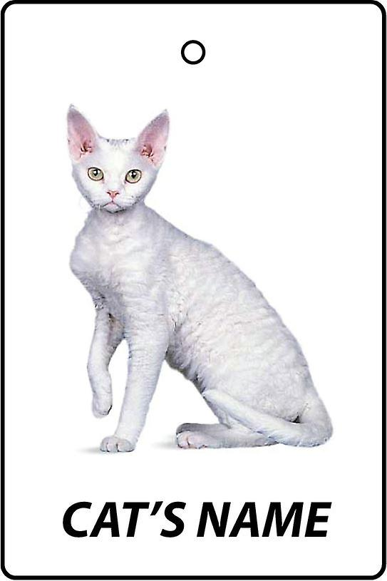 Personalizzato Devon Rex Cat Car Air Freshener