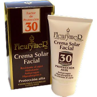 Fleurymer Facial solar cream SPF 30 tube 80 ml (Beauty , Sun creams , Sunscreens)