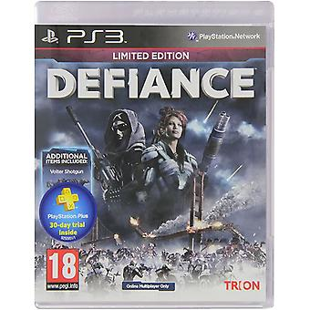 Defiance - Limited Edition PS3 spel
