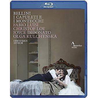 Ich Capuleti E I Montecchi [Blu-Ray] USA import