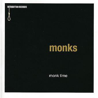 Monks - Monk Time [CD] USA import