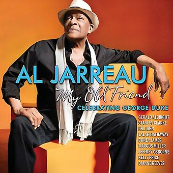 Al Jarreau - min gamle vän: Firar George Duke [CD] USA import