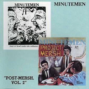 Minutemen - Post-alpers No. 2 [CD] USA importerer