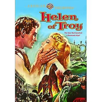 Helen of Troy (1956) [DVD] USA import