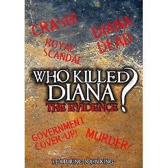 Der dræbte Diana-beviser [DVD] USA importerer