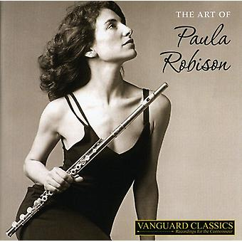 Paula Robison - The Art of Paula Robison [CD] USA import