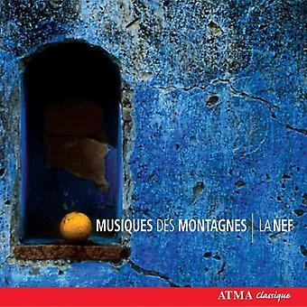 Musiques Des Montagnes: La Nef - Musiques Des Montagnes [CD] USA import