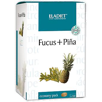 Eladiet Fucus + Pineapple 500Comp. (Vitamins & supplements , Fibres)