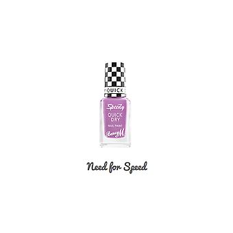 Barry M Barry M Speedy Quick Dry Nail Paint Need For Speed