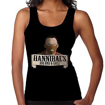 Hannibals BBQ Bar And Grill Women's Vest