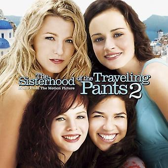 Sisterhood of the Travel Pants 2 - Soundtrack [CD] USA import