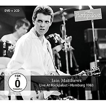 Ian Matthews - Live at Rockpalast [CD] USA import