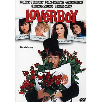 Loverboy [DVD] USA import