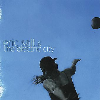 Eric Salt & Electric City - Hail Mary [CD] USA importerer