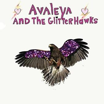 Avaleya / Glitterhawks - brillo plumas [CD] USA import