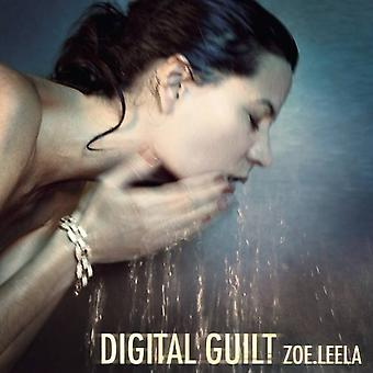 Zoe. Leela Digital Guilt (CD)