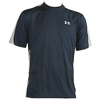 UNDER ARMOUR zone loose tee [navy]