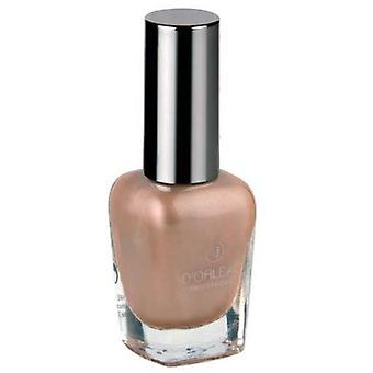D'Orleac Mirror Nail Polish No. 301 (Beauté , Maquillage , Ongles , Vernis à ongles)