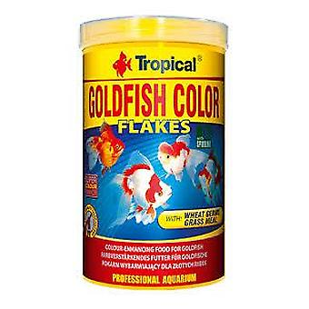 Tropical Goldfish Color 1000 Ml (Pesci , Mangime , Acqua fredda)
