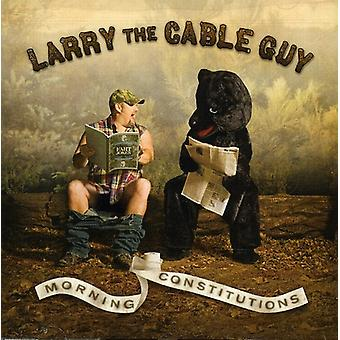 Larry the Cable Guy - importation USA matin Constitutions [CD]