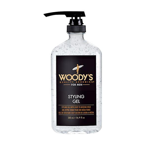 Woody's For Men Styling Gel 500ml