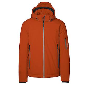 ID Mens Winter Water Resistant Regular Fitting Soft Shell Jacket